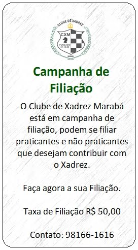 FORTALEÇA O NOSSO CLUBE