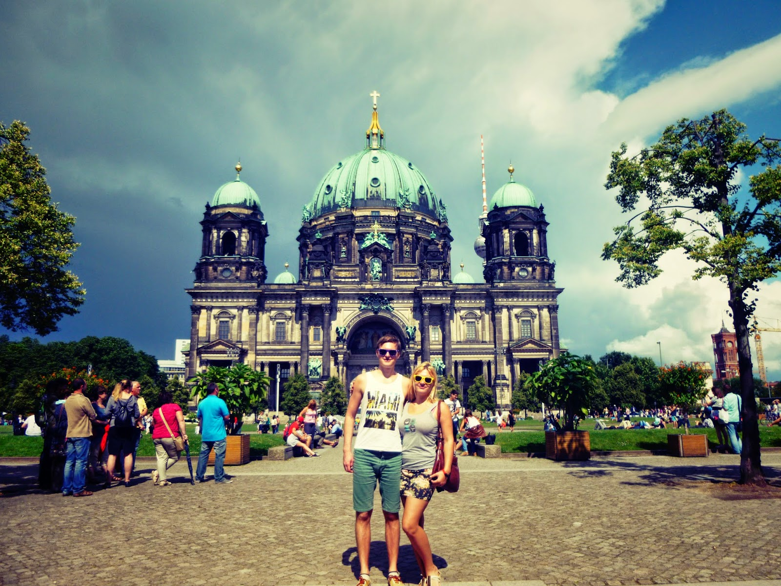Berlin Dom Germany
