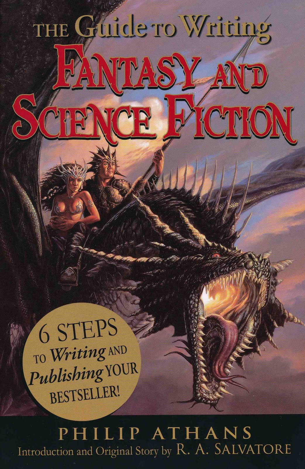 writing fantasy fiction