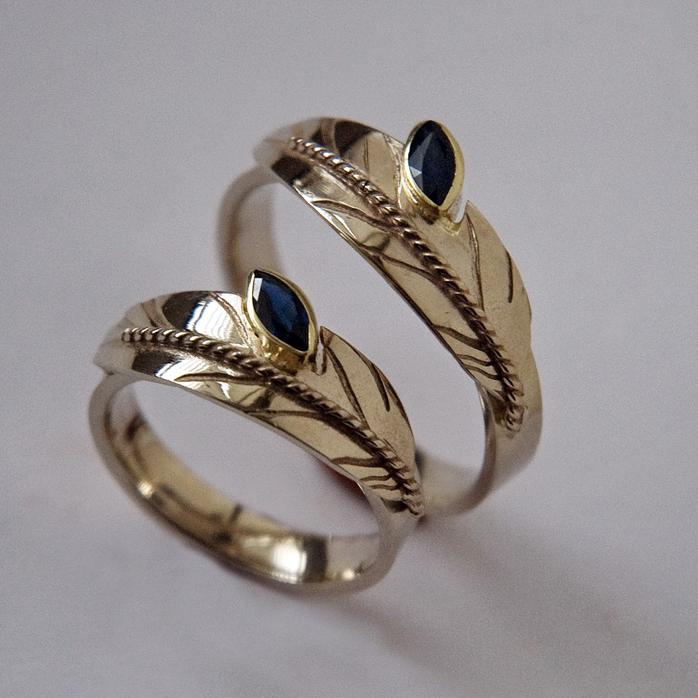 rose rings ring feather gold trinity irish butler and with knot jean engagement plating