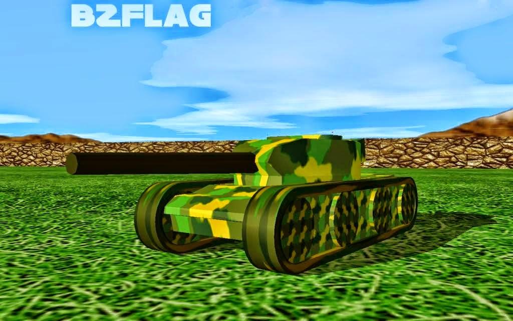 Download Game Perang Tank BZ Flag