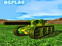 Game Perang Tank BZ Flag