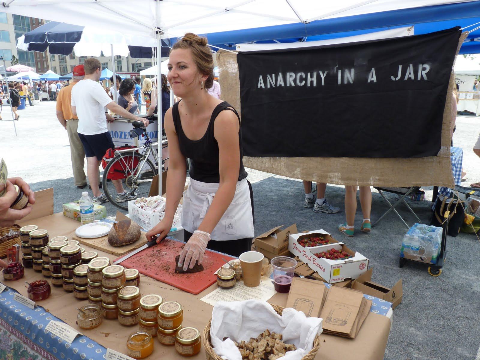 Weekend Food Market Brooklyn