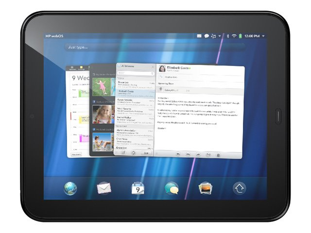 Hot Deal: HP TouchPad Wi-Fi 32 GB 9.7-Inch Tablet Computer ...