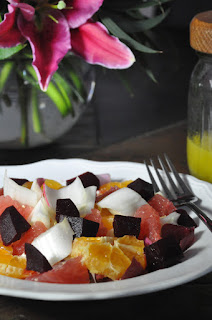Recipe: Endive citrus salad