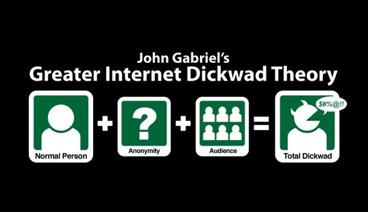 hate internet dickwads