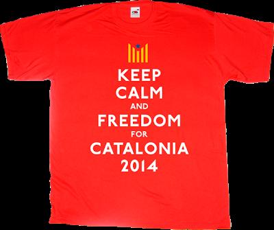 catalan catalonia freedom independence referendum t-shirt ephemeral-t-shirts