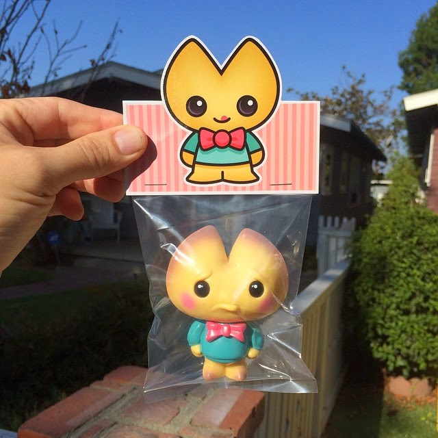 Singapore Toy, Games and Comic Convention 2014 Exclusive Kookie So Good Vinyl Figure by Scott Tolleson