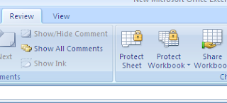 Protect Excel Sheet with Password