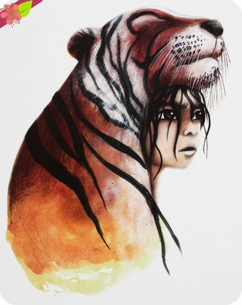 """Mowgli"" Maxime Rovère et Justine Brax"