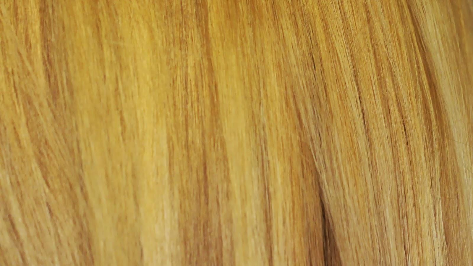 permanente haarverf verwijderen uit haar
