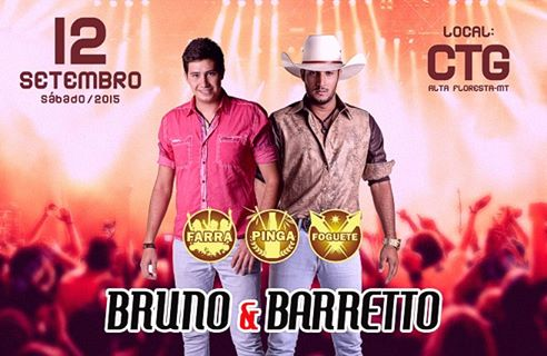 Show Bruno & Barreto
