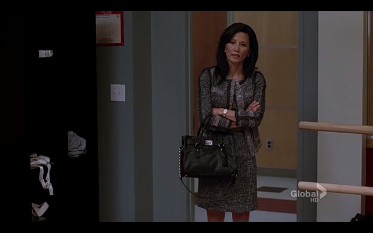 the everything girl glee fashion asian f   mike chang s mom