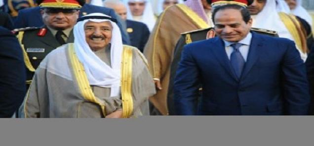 كلام لا يصدق من أمير الكويت للسيسي بعد وفاة المواطن المصري دهسا في الكويت