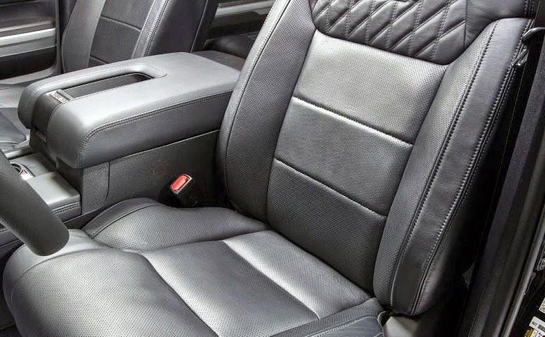 Toyota Tundra Seat Covers platinum IMAGE