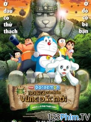 Phim Nobita Thám Hiểm Vùng Đất Mới