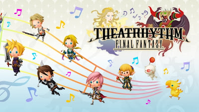 Theatrhythm Final Fantasy Nintendo 3DS GOTY
