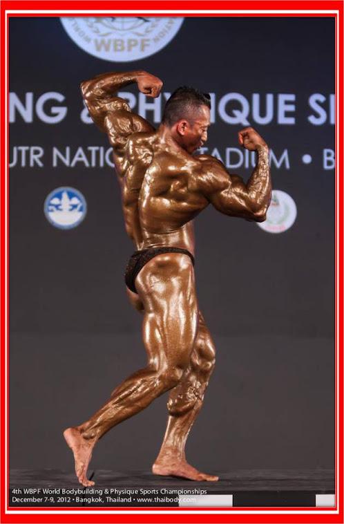 Bermotivasi,dicipta untuk kejayaan Mr Asia,Mr Universe 2012 Sazali Samad Sebilion Terima Kasih