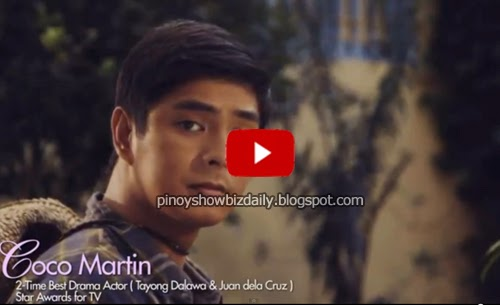 Coco Martin is Samuel in ABS-CBN's Ikaw Lamang