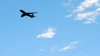 Missili lanciati contro un aereo russo