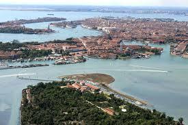 """""""Laguna è""""  con  Venice to Expo 2015"""