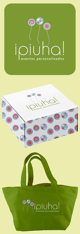 Criação de Identidade Visual para a empresa IPIUHA!
