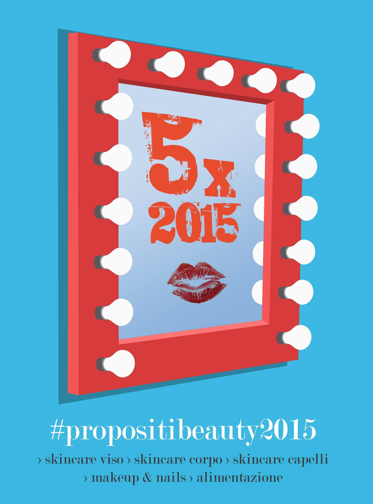 [Tag] 5 buoni propositi per il 2015
