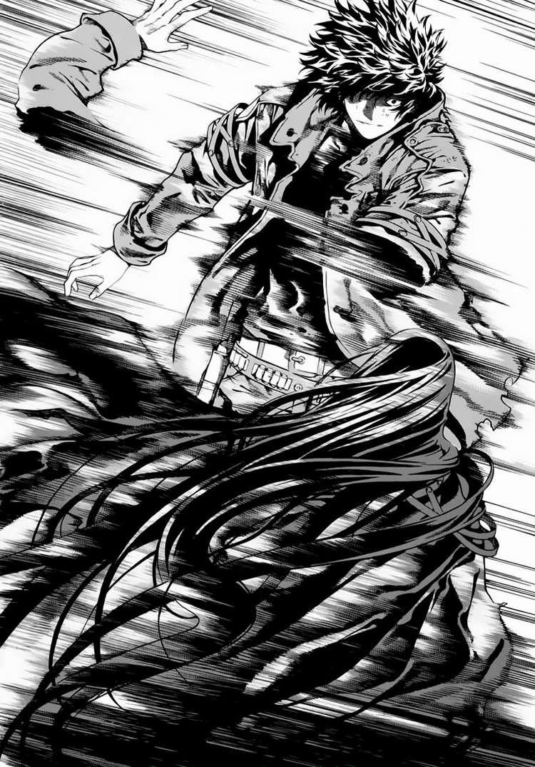 Shin Angyo Onshi (Tân Ám Hành Ngự Sử) chap 76 - Trang 32