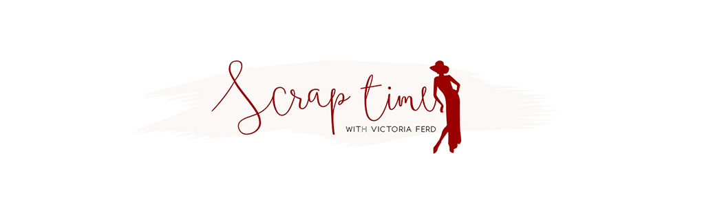 ScrapTime with Viktoria Ferd