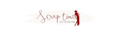 ScrapTime with Viktoria Ferd