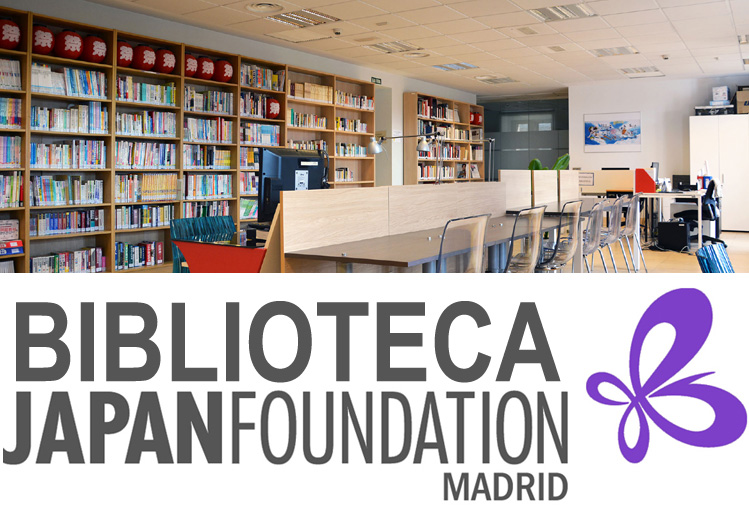 Biblioteca de la Fundación Japón, Madrid. Novedades