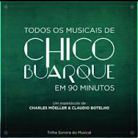 cd Todos Os Musicais de Chico Buarque Em 90 Min