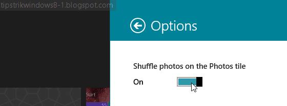 """Cara Mengubah Gambar pada Live Tile Aplikasi """"Photos"""" 7"""