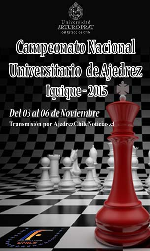 NACIONAL UNIVERSITARIO 2015