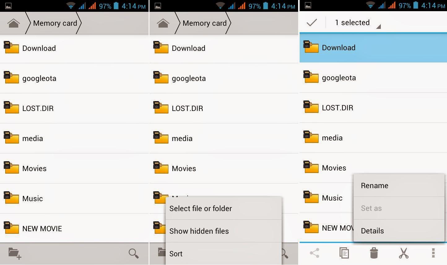 O Plus USA Fab GO Review: Big Move File Manager