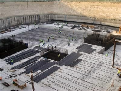 Raft Foundation ( Mat Foundation )