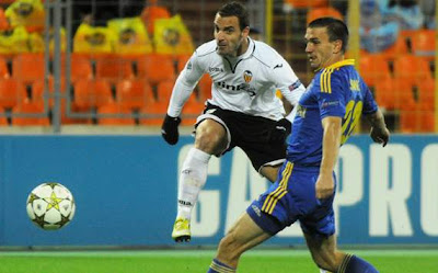 BATE vs Valencia