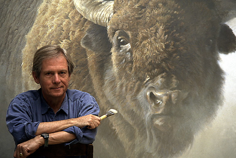 Robert Bateman Net Worth
