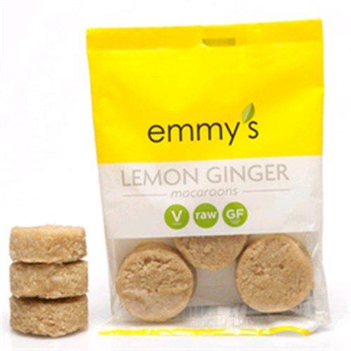 Emmy's Organics Lemon Ginger Macaroons