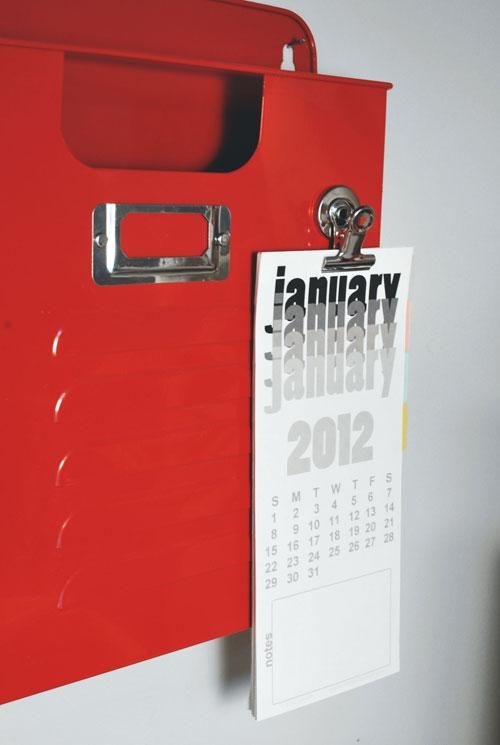 alamodestuff 2012 calendar