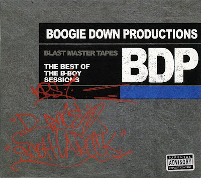 Boogie Down Productions – Black Master Tapes: The Best Of The B-Boy Sessions (2CD) (2006) (VBR)