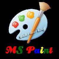 cara membuat watermark dengan ms paint