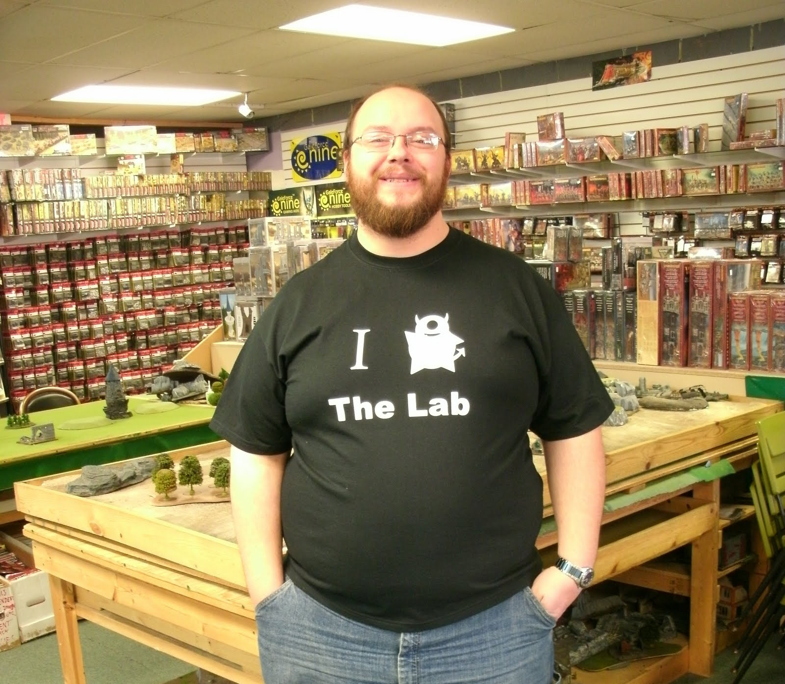 Shirt design lab - Here Andrew Brown A Local Hobbyist And Good Friend Is Wearing The First Design That Will Be Available To The Public For Sale The Design Is A Spin Off Of