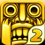 Temple Run 2 logo, Temple Run 2, Temple Run 2 icon