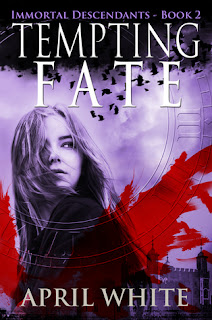 Tempting Fate April White