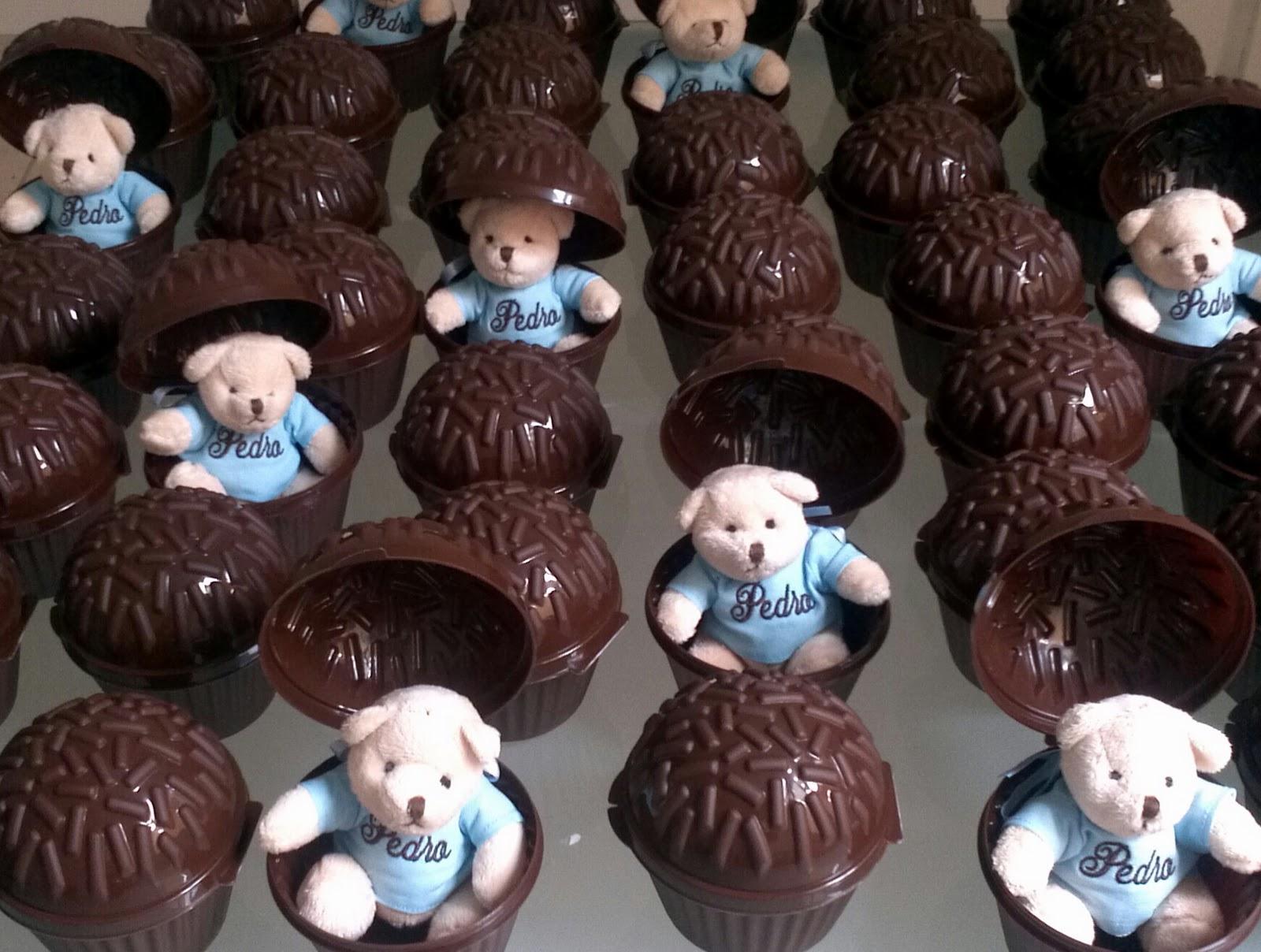 Pequeno Festeiro Festa de Ursinho  Pedro 1 aninho  Itens