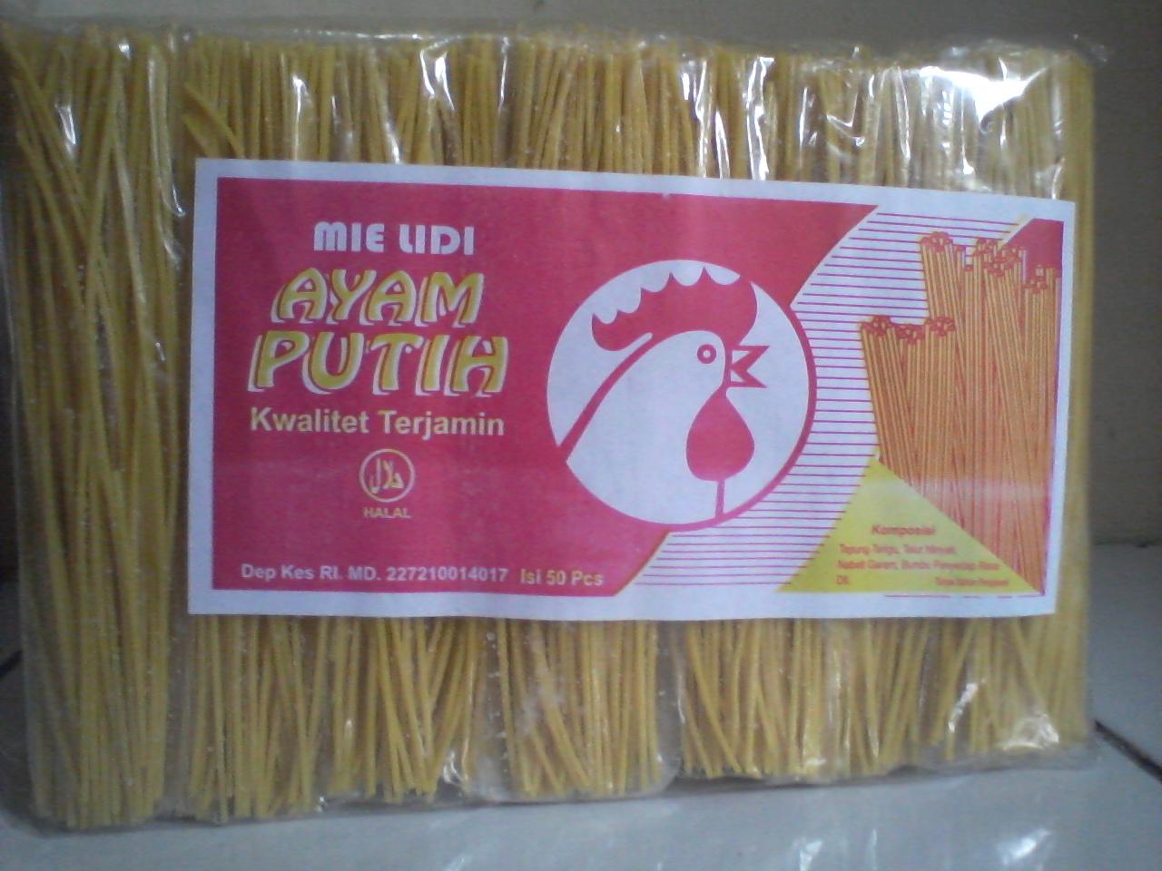 Spaghetti Goreng Produksi Bapak Ikin Sodikin Mie Lidi Mentah