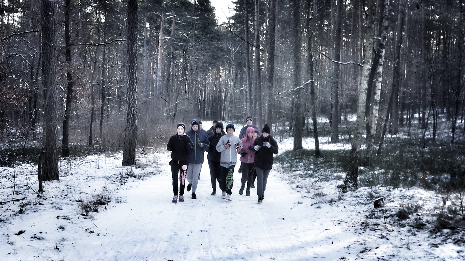 biegaj, trenuj bieganie, sport, zielona góra, Bogumił Połoński, kickboxing, boks, muay thai