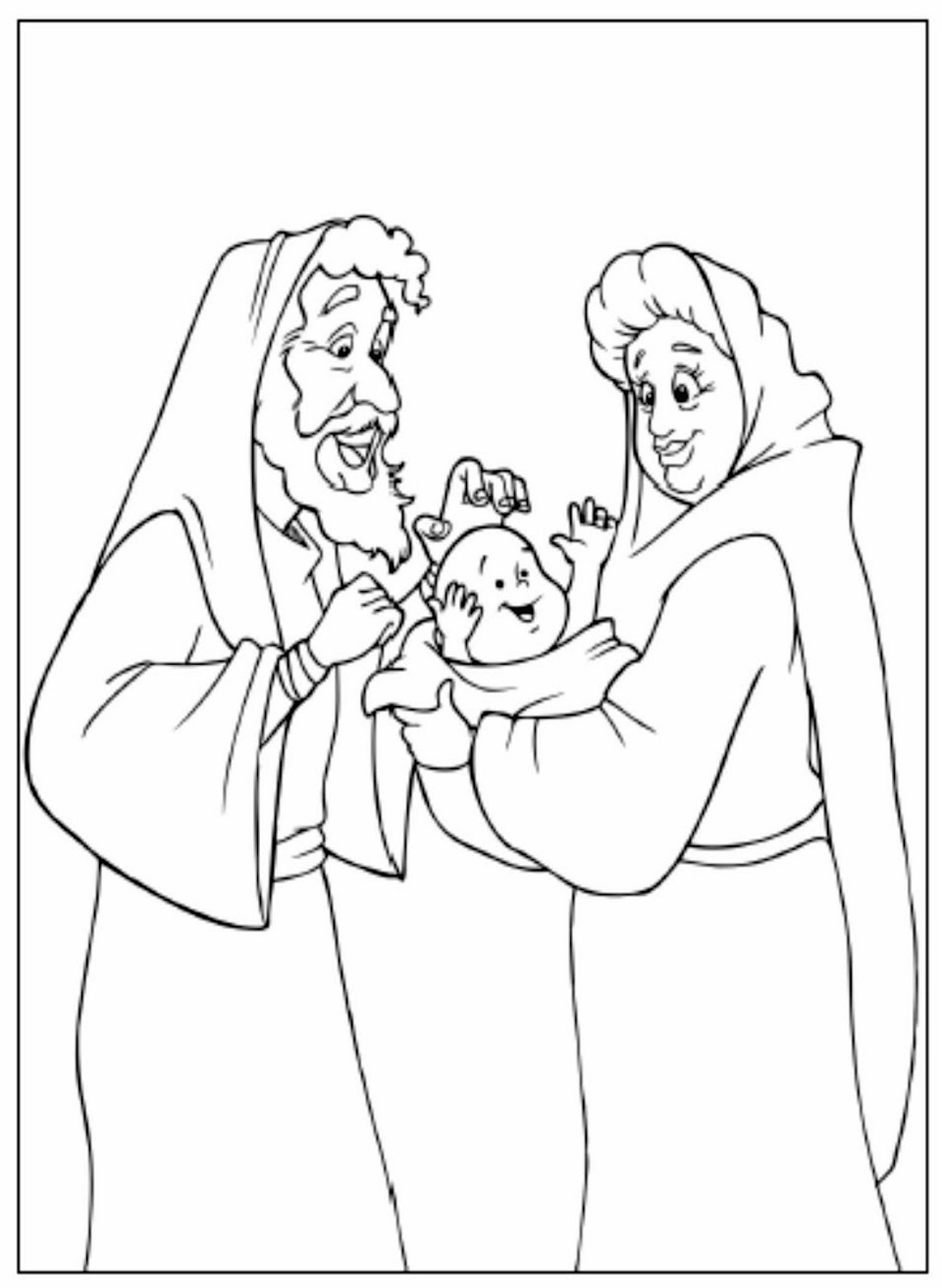 Imagenes Cristianas Para Colorear: Dibujos Para Colorear Del ...