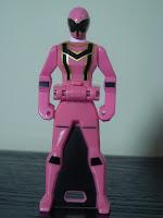 Legend Sentai Ranger Key Set Magiranger Magi Pink Bandai Super Sentai Gokaiger